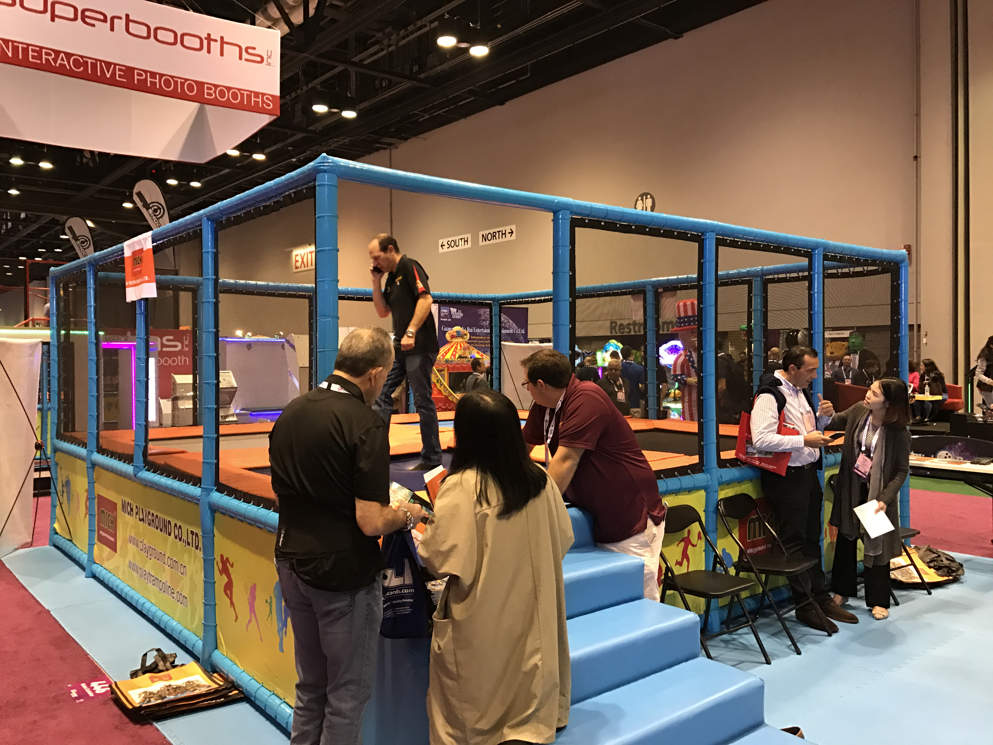 IAAPA Attractions Expo 15-18 November,2016 in Orlando