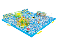 Mich Funny Indoor Amusement Playground 6649A