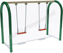 Good Quality Children Outdoor Swing 1114A