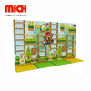 Funny Kids Indoor Soft Climbing Wall Equipment