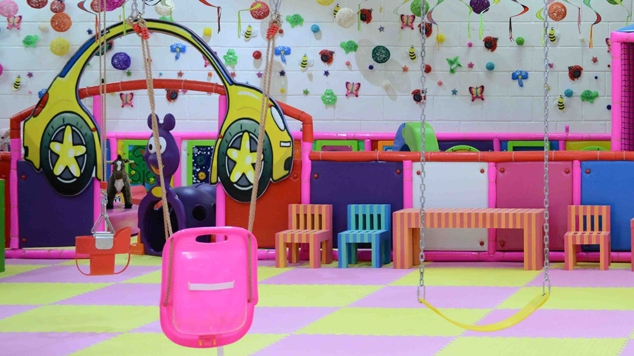 The Benefits Of An Indoor Playground For toddler
