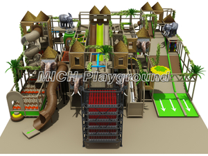 Indoor playground toys for children