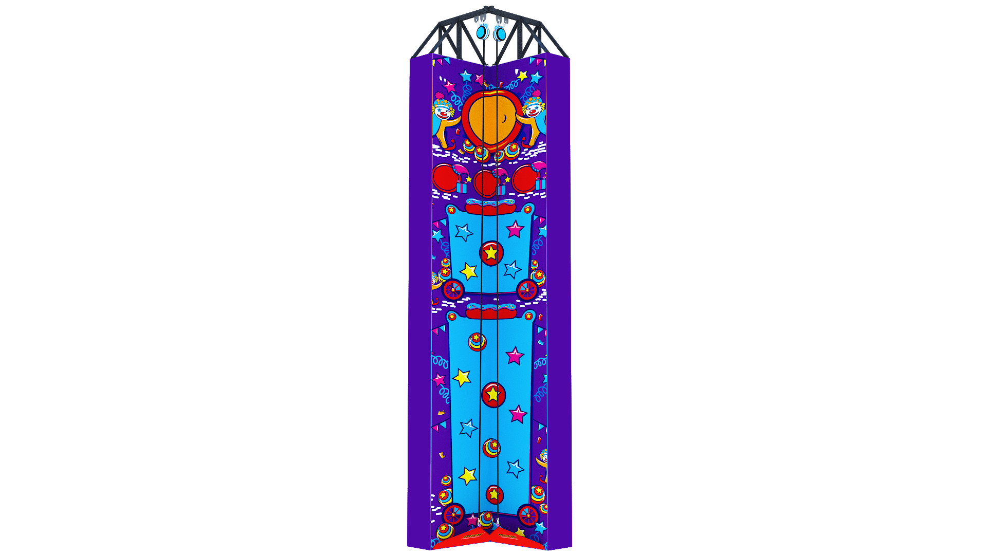 Mich Indoor Customized Climbing Wall Equipment for Sale