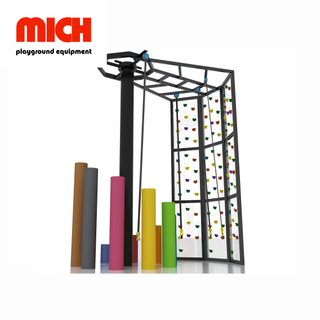 Indoor Soft Rock Climbing Wall Gyms Equipment