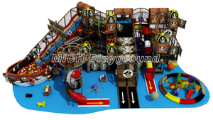 International Indoor Playground for Kids