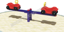 Used Children's Spring Playground Seesaw 1120A
