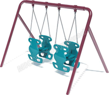 playground equipment outdoor swing 1114C