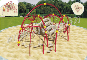 Toddler Outdoor Jungle Gym Climbing Frame