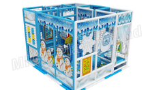 Kids Amusement Soft Indoor Playground 6606A