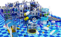 MICH Indoor Soft Playground Design for Amusement 7015B