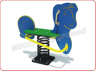 Sheep Animated Outdoor Spring Rocking Horse