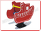 Funny rocking horse swings 1132D