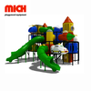 Kids Safe Indoor Plastic Playground for Sale