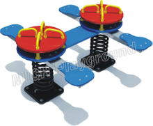 Outdoor Plastic Children Seesaw 1123B