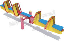 Used Children's Spring Playground Seesaw 1122C