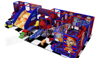 Hot Sale Indoor Amusement Soft Playground for Children 6605B