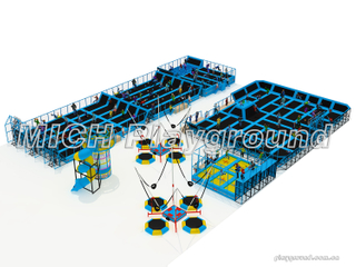 Mich trampoline park 3502A