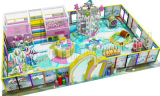 Kids Indoor Interactive Games Playground