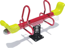 Outdoor Plastic Children Seesaw 1121C
