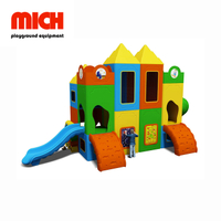 Eco-friendly Plastic Indoor Playground for Kids