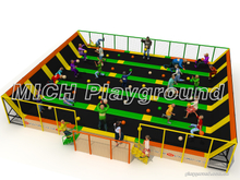MICH Indoor Trampoline Park Design for Amusement 3507B