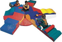 Indoor kindergarten soft play toys 1098E