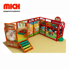 Farm Theme Indoor Soft Mobile Playground for Kids