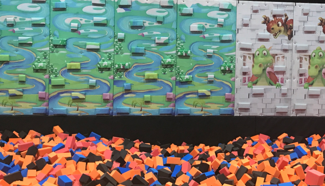 How to design a climbing wall?