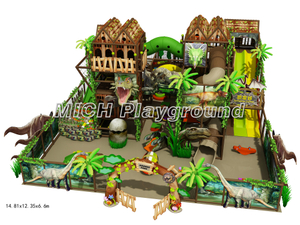 Jurassic Park Theme Indoor Play Centre