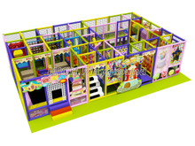 MICH Indoor Trampoline Park Design for Amusement