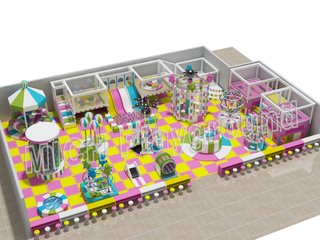 Mich Custom Kids Indoor Play Centre