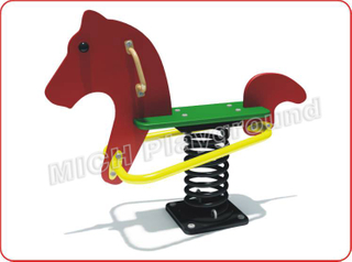 Outdoor Playground Spring Rocking Horse for Sale