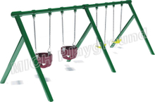 Good Quality Children Outdoor Swing 1115A