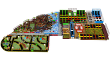 Kids Amusement Soft Indoor Playground 6602A