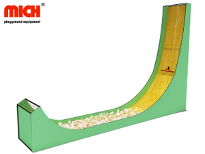 Indoor High Speed Stimulate Slide for Kids And Adults