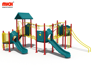 Customized Children Outdoor Playground Equipment