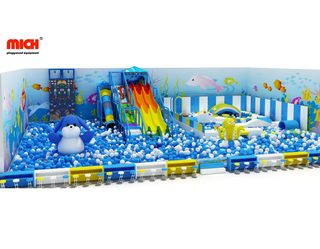Free Custom Indoor Large Soft Ball Pit Pool for Big Kids