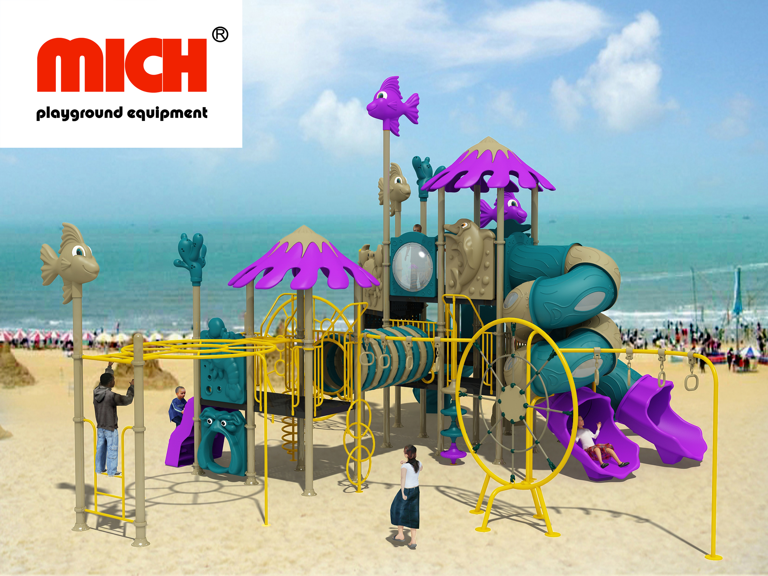 Commercial Kids Outdoor Playground Equipment for Sale ...
