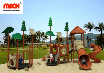 Outdoor Playground Equipment for Preschool