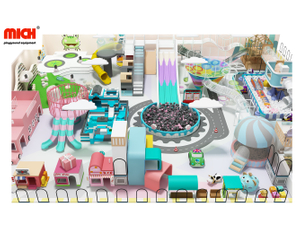 Candyland Indoor Play Centre Equipment for Sale