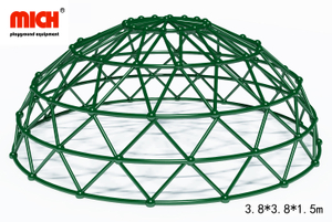 Galvanized Outdoor Dome Climbing Structure Fitness Equipment for Sale