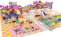 Mich Funny Indoor Amusement Playground 6646B