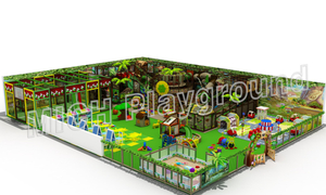Manufacture Kids Indoor Playground Equipment for Sale
