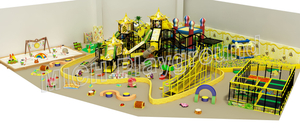Big Size Commercial Kids Indoor Playground Equipment